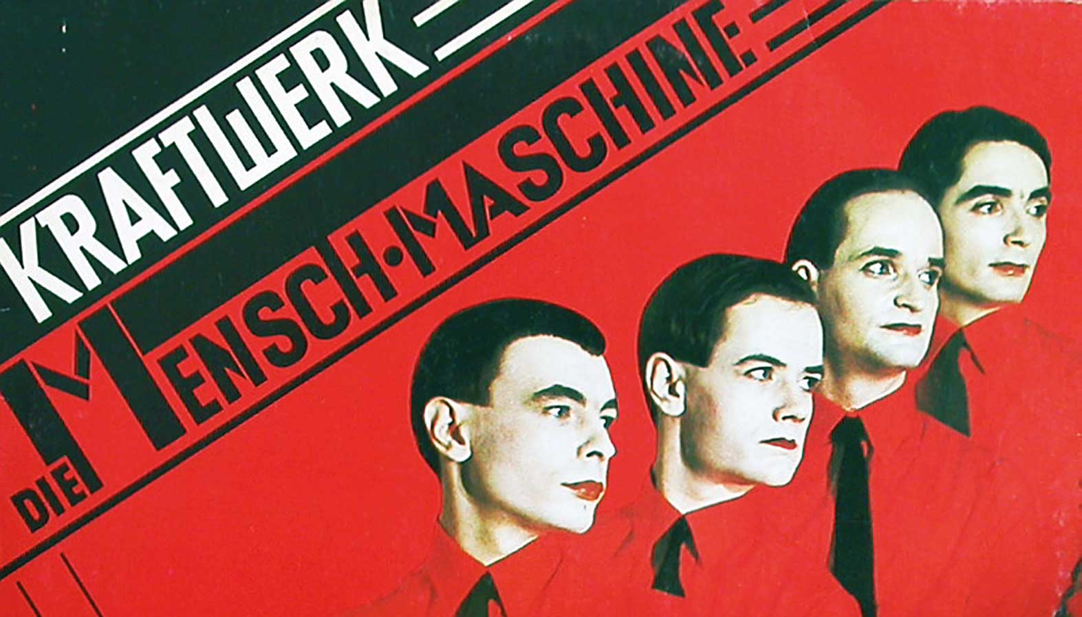 Kraftwerk in Detroit – German version